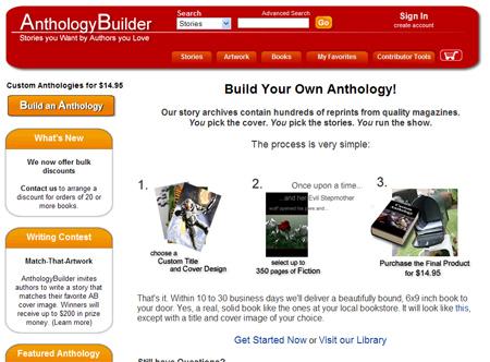 AnthologyBuilder