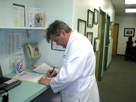 LucReid.com » Brain Overload and Why Your Doctor May Seem ...